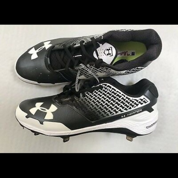 Under Armour Heater Charged Metal